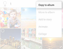 Samsung Galaxy Note5 Manage Pictures