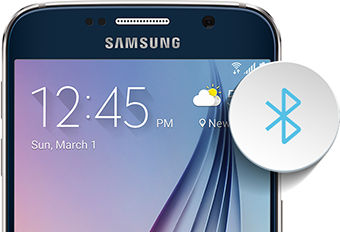 Galaxy S6 Connect Bluetooth