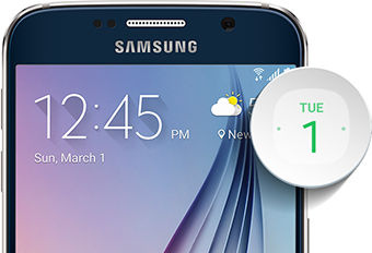 Galaxy S6 Automatic Date and Time