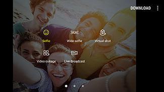 Samsung Galaxy S6 edge edge+ plus Camera Use Quick Launch Selfie