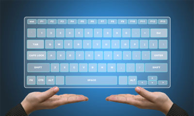 An Opinion: The virtual keyboard and the beginning of the end for physical user PC controls