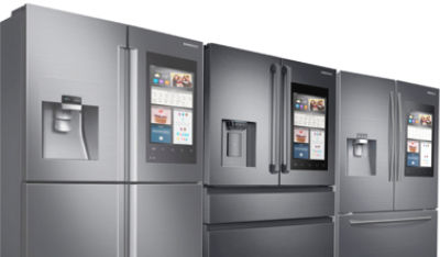 Samsung Family Hub Refrigerators