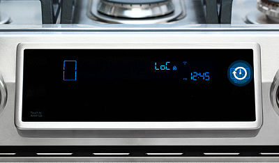 Samsung NX58K9850 Control Lockout