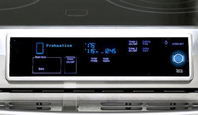 Samsung NE58K9500 Oven Use Temperature Probe