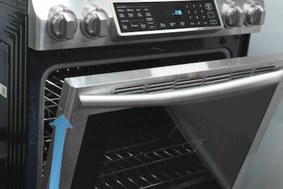 Samsung NE58K9560 Remove Re-Install Oven Door