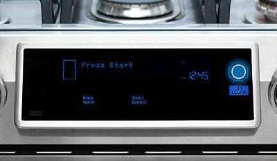 Samsung NX58K9850 Touch START/SET