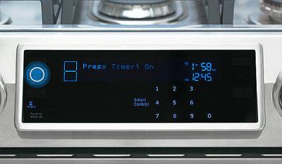 Samsung NX58K9850 Kitchen Timer