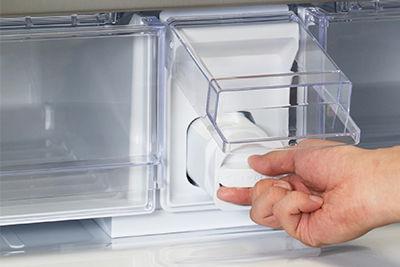 Samsung French Door Refrigerator Remove Water Filter