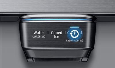 Samsung French Door Refrigerator Dispenser Lamp