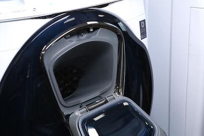 Samsung Washer Open Add Door Add Load