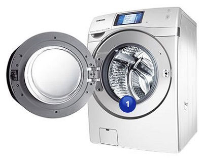 Samsung Front Load Washer Model Serial Number