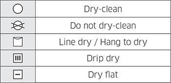 Samsung Garment Care Dry-clean