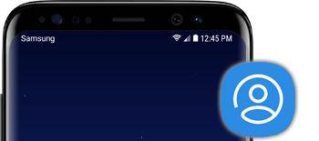 Samsung GalaxyS8 Adding Accounts