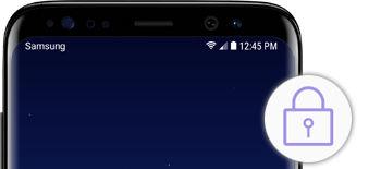 Samsung GalaxyS8 Adjust Security Features