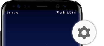 Samsung Galaxy S8 and S8+ Quick Setting Panel