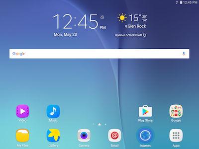 Samsung Galaxy Tab A Internet Browsing History Clear