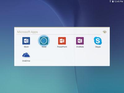 Samsung Choose Office App