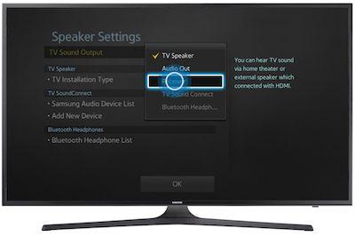 Samsung Select Receiver