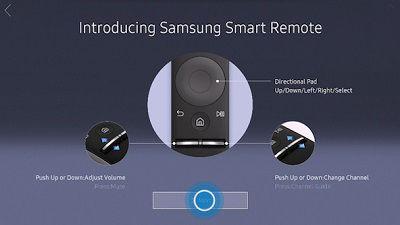 Samsung Smart Remote Introduction