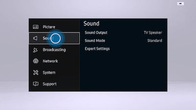 Samsung Select Sound