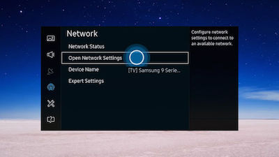 samsung nsmart led tv how to connect to phone
