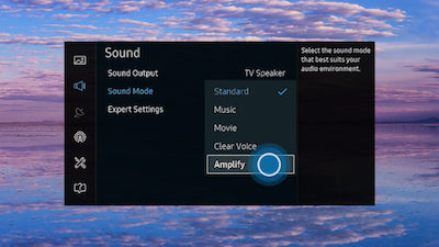 Samsung Select Amplify