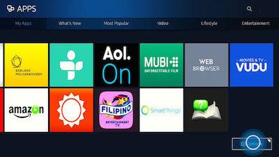 Samsung Select Options