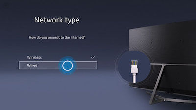 Samsung Select Wired
