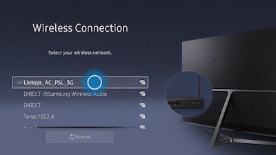 Samsung Select Preferred Wireless Network