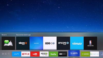 using smart hub on your 2016 smart tv (un**k****)
