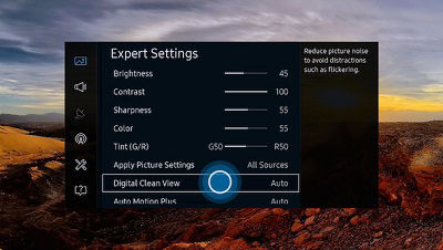 Samsung Select Digital Clean View