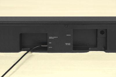 Samsung TV with Soundbar