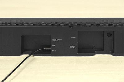 Samsung Soundbar with Aux Connection