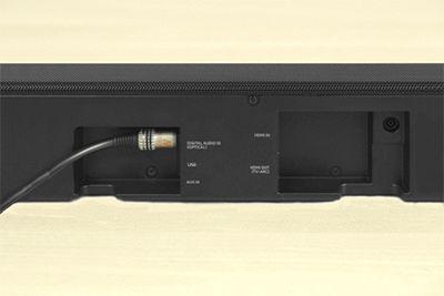 Samsung Soundbar Optical Connection