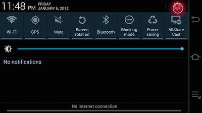 Samsung Galaxy Camera Delete Personal Information