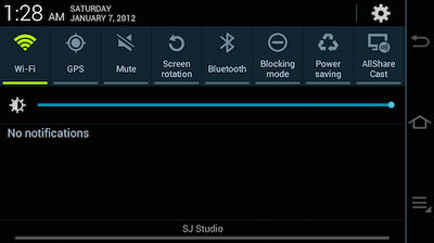 Samsung Galaxy Camera Use Wi-Fi