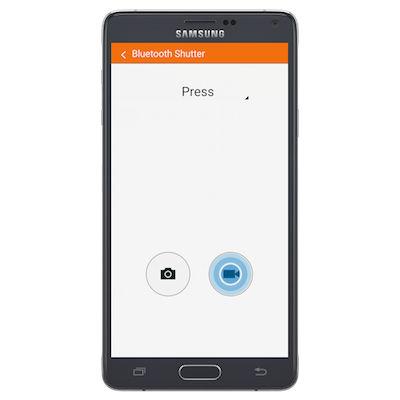 Samsung NX1 Camera Quick Transfer