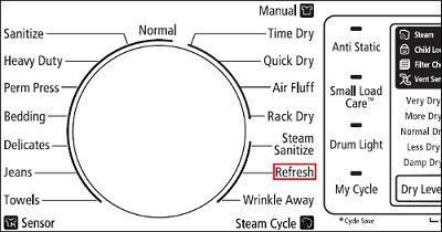 Samsung DV50F9 Dryer Refresh