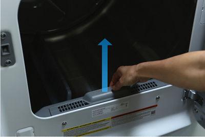 Samsung DV50K8600 Cleaning