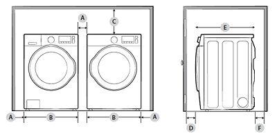 Samsung Dryer Installation