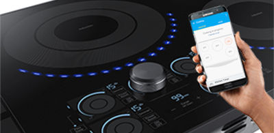 using the smart connect feature on your induction cooktop nz95k7880 u0026 nz74k7880