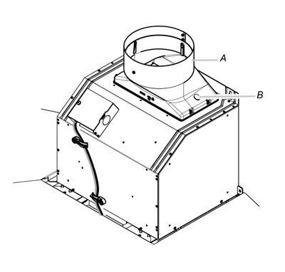 US_Ans_HA_Range_Hood NK30K7000 NK36K7000 2016_Installation 04 installing the range hood (nk30k7000 & nk36k7000),Wiring Wall Oven And Cooktop Breaker