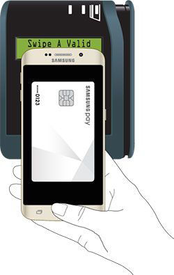 Samsung Pay Cannot Make a Transaction