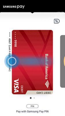 Samsung Pay Gift Card