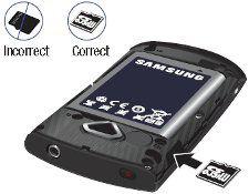 SCH-I100_Insert microSD card