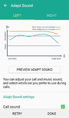 Samsung Increasing call volume