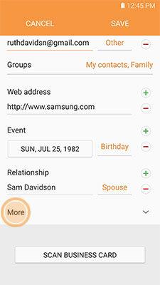 Samsung Galaxy S7 Set Music File Ringtone