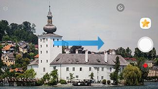 Samsung Galaxy S6 Active Camera Mode
