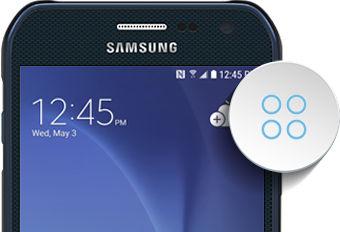 Samsung Galaxy S6 Active Apps