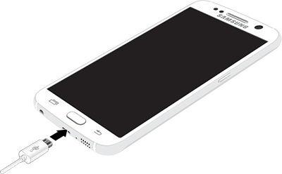 Samsung Galaxy S6 Edge+ Use Adaptive Fast Charger